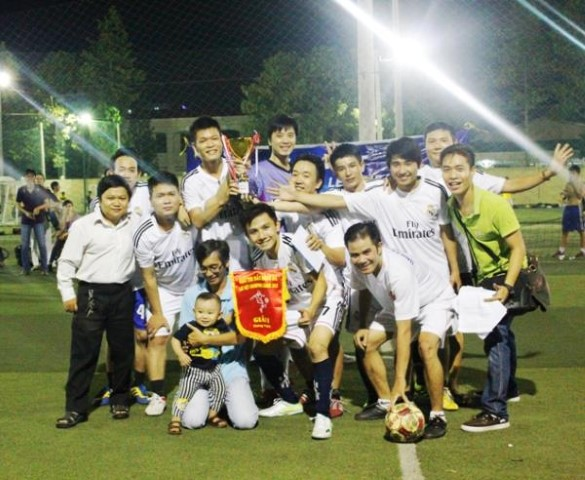 Lạc Việt Champions League 2015 - We Are The Champions